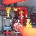 Manutenção preventiva em hidrantes