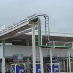 Sistema de combate à incêndio industrial