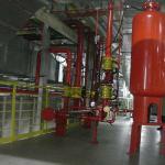 Engenharia de proteção e combate a incêndios