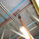 Manutenção em sistemas de alarme e detecção de incêndio